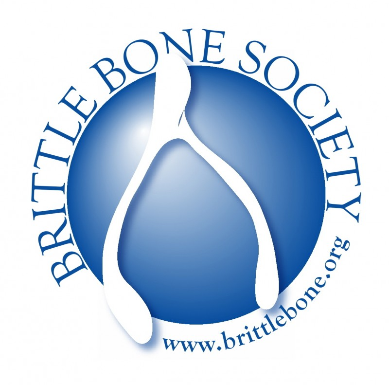 Brittle bone logo